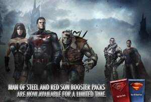 injustice-gods-among-us-mobile-red-son-and-man-of-steel-packs