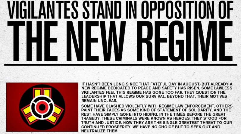 Injustice Gods Among Us The Regime Injustice Online