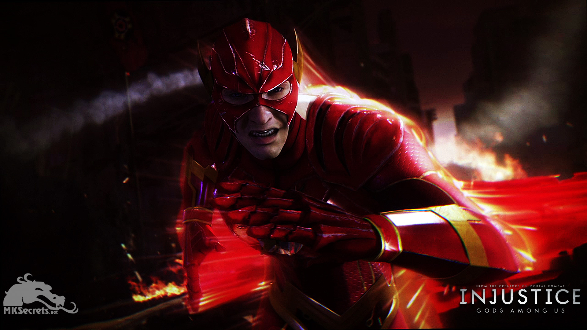 Injustice gods among us wallpaper the flash injustice online injustice gods among us wallpaper the flash voltagebd Image collections