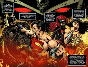 Injustice: Gods Among Us Year Four Chapter 16 The Origins of Ares