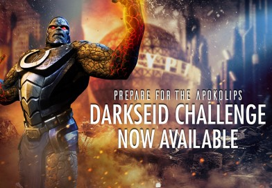Darkseid Is Coming – New Injustice Mobile Challenge