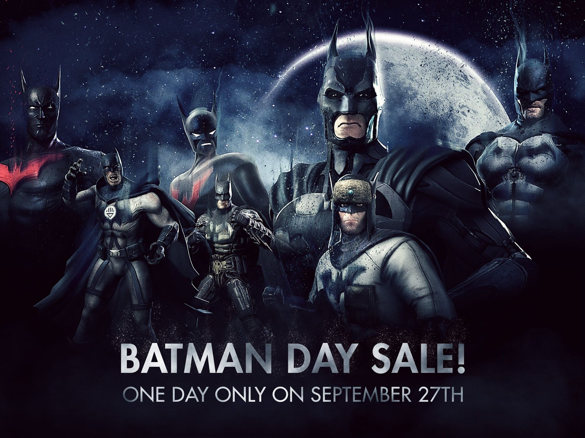 Injustice Starter Pack Characters Injustice Mobile Batman Day Sale