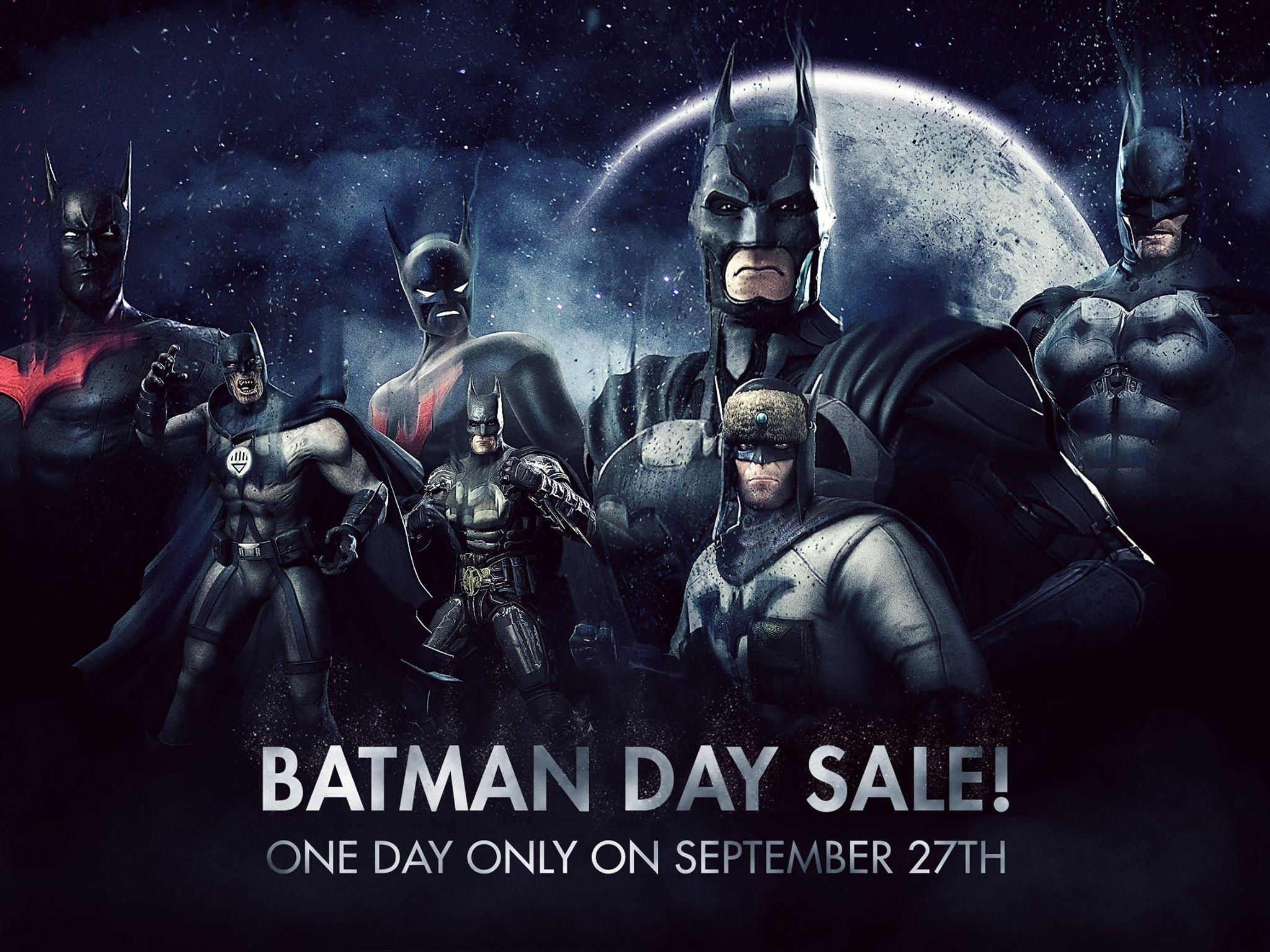 Injustice mobile batman day sale injustice online
