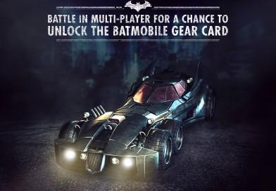 Get a Batmobile Gear Card – New Injustice Mobile Online Season Challenge