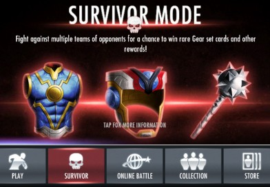 Fourth World Gear Set Returns To Survivor Mode