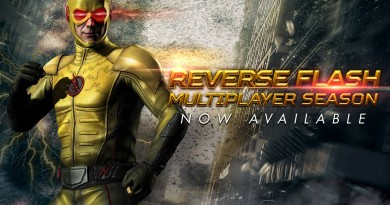 Reverse Flash Online Challenge Available On Injustice Mobile