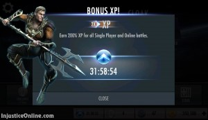 injustice-gods-among-us-mobile-double-experience-bonus