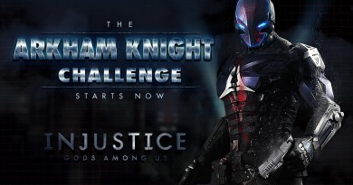 The Arkham Knight Challenge For Injustice Mobile Has Arrived