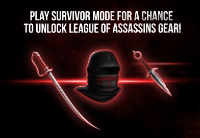 League of Assassins Gear Set Survivor Mode Challenge for Injustice Mobile