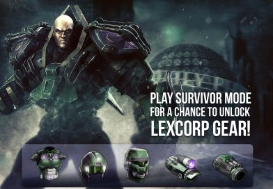 LexCorp Gear Set Available In Survivor Mode