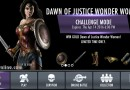 Dawn Of Justice Wonder Woman Challenge For Injustice Mobile