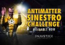 Antimatter Sinestro Challenge For Injustice Mobile