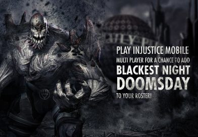Blackest Night Doomsday Multiplayer Challenge For Injustice Mobile