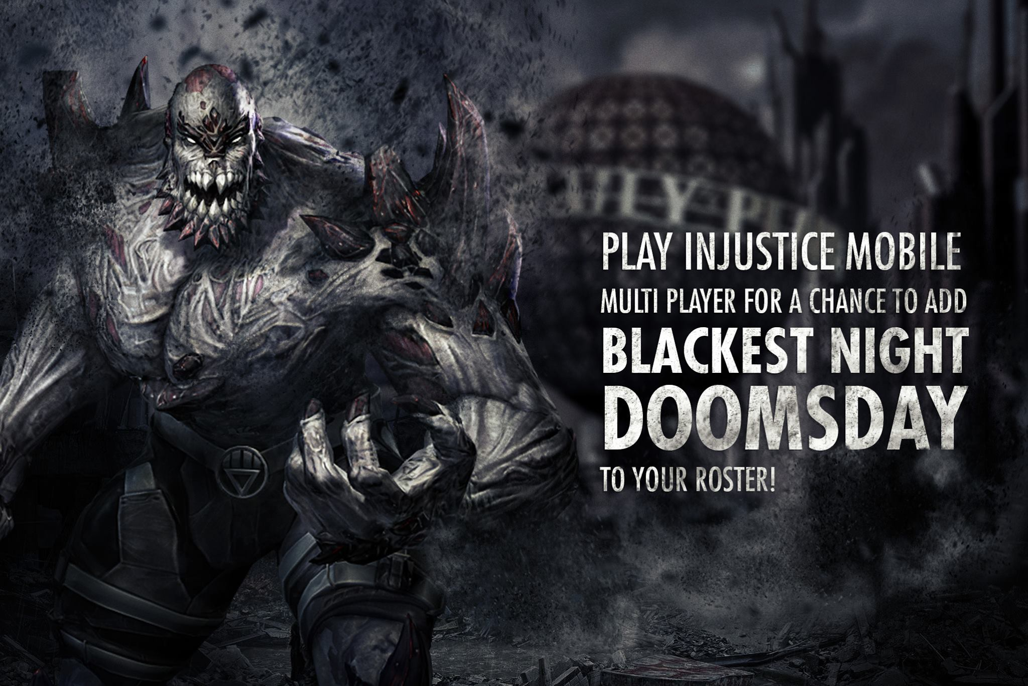 Draw 3d Online Blackest Night Doomsday Multiplayer Challenge For