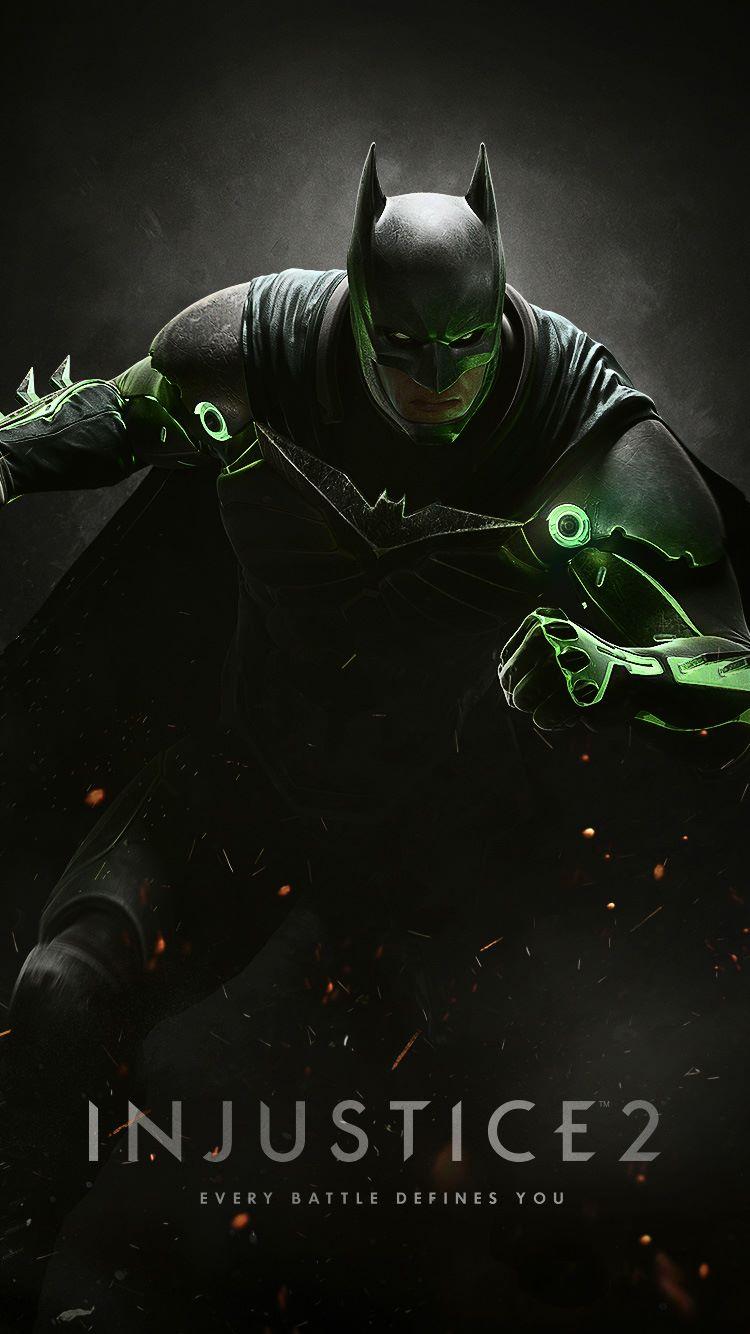 Batman vs poison ivy 2