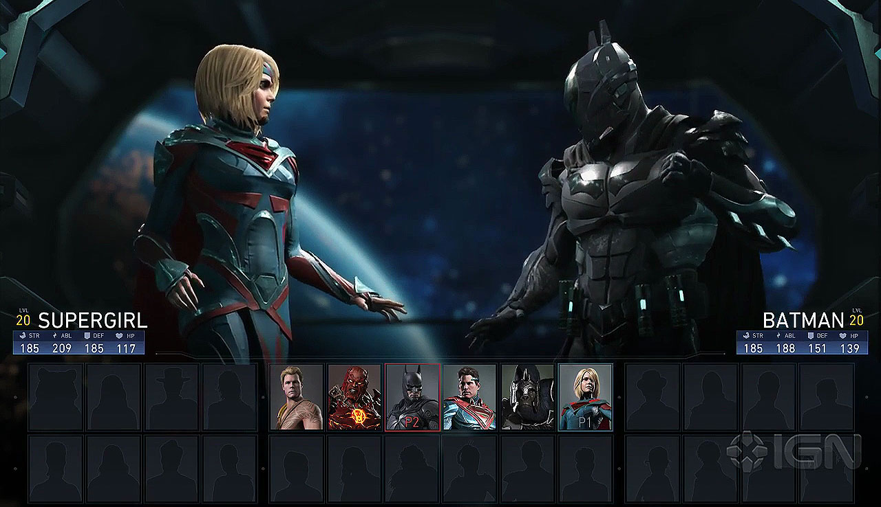 15 Minutes Of Injustice 2 Gameplay From E3 2016