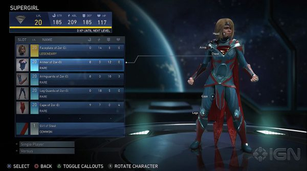Will Injustice 2's Gear System Ruin Tournaments?