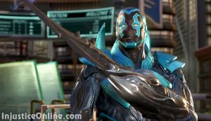 injustice-2-blue-beetle-announced-on-sdcc