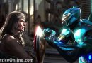 Blue Beetle And Wonder Woman Announced For Injustice 2 + Reveal Trailer
