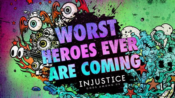 Suicide Squad Characters Coming To Injustice Mobile