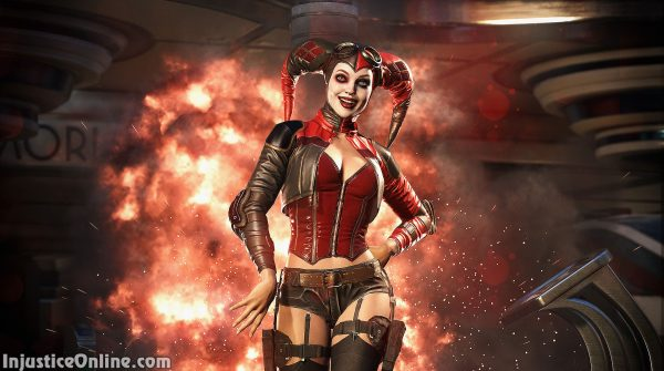 Harley Quinn & Deadshot Announced For Injustice 2 – Trailer, Artwork, Screenshots