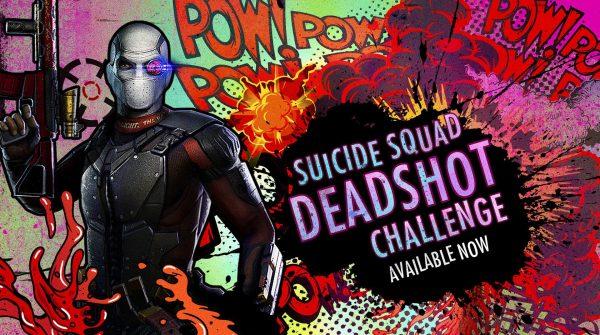 Suicide Squad Deadshot Challenge For Injustice Mobile