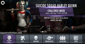 injustice-gods-among-us-mobile-suicide-squad-harley-quinn-challenge-screenshot-01