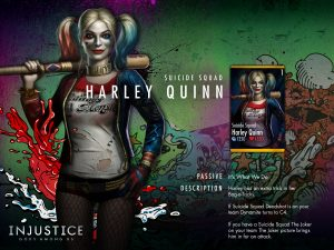 injustice-gods-among-us-mobile-suicide-squad-harley-quinn-summary