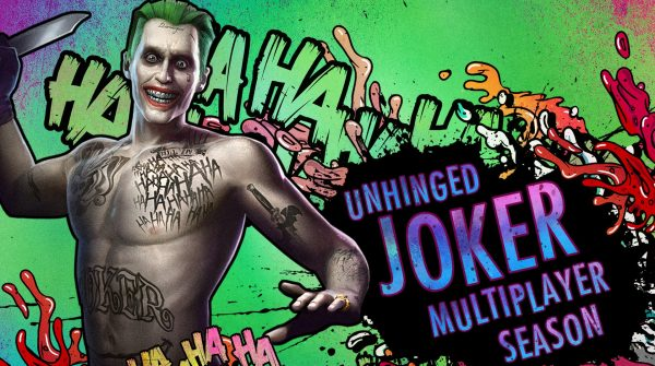 Suicide Squad The Joker Unhinged Multiplayer Challenge For Injustice Mobile
