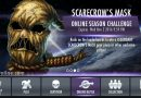 Scarecrow's Mask Gear Multiplayer Challenge For Injustice Mobile