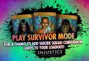 Suicide Squad Companion Cards Available In Survivor Mode