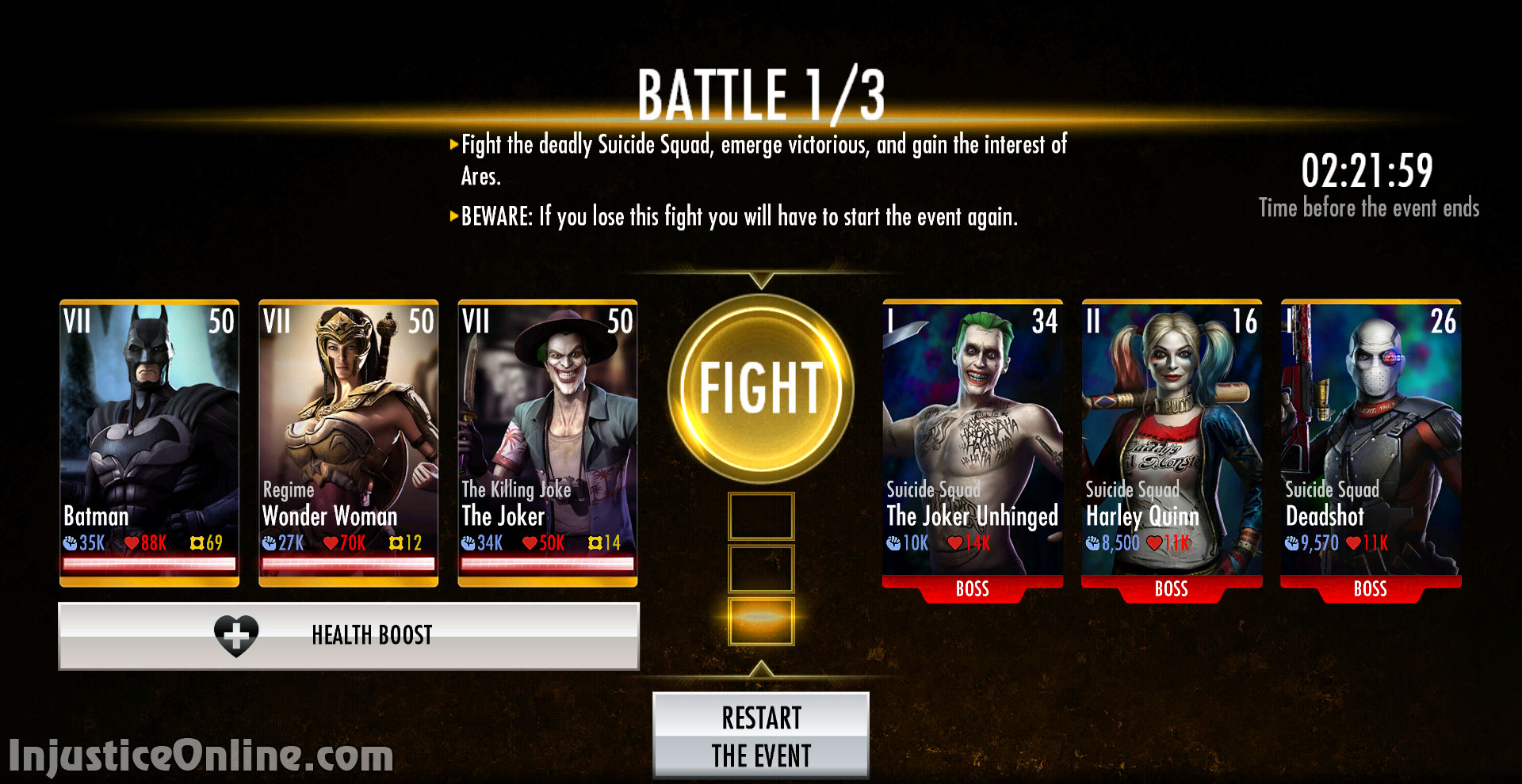the battle against injustice Aquaman is a playable character in injustice:  aquaman was confirmed in his own story trailer 3 days before his battle against cyborg in the injustice battle arena.