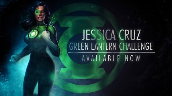 Rebirth Jessica Cruz Challenge For Injustice Mobile