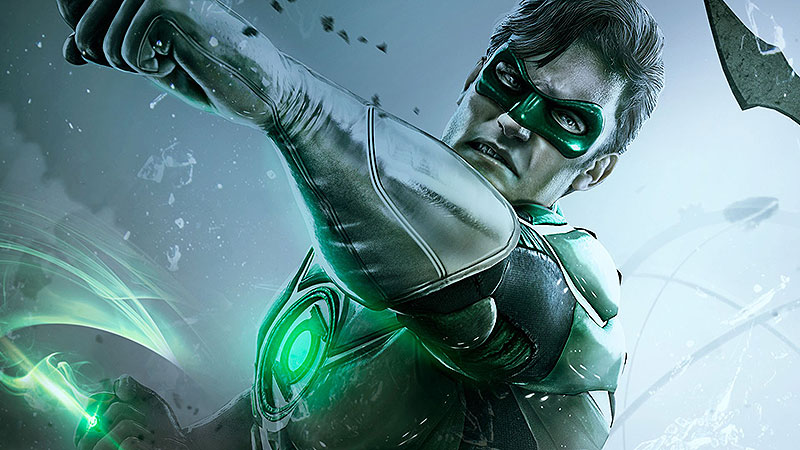 Green Lantern Confirmed For Injustice 2 | Injustice Online
