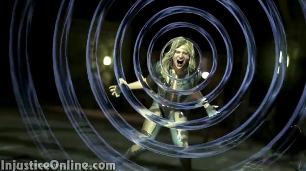 Black Canary Joins The Injustice 2 Online Beta