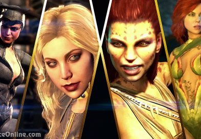 Catwoman And Cheetah Confirmed For Injustice 2, Poison Ivy Gameplay