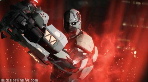 Cyborg Confirmed For Injustice 2