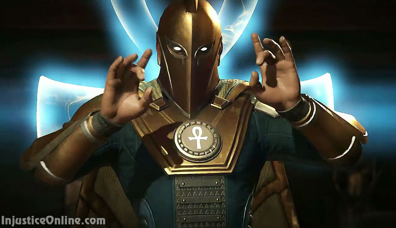 Injustice 2 Dr Fate Announcement 02 Injusticeonline