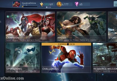 Injustice 2 Mobile First Impressions – The Good, The Bad, The Ridiculous