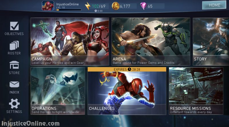 Injustice 2 Mobile First Impressions The Good Bad Ridiculous