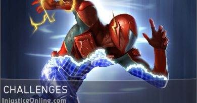 Speedforce The Flash Challenge For Injustice 2 Mobile