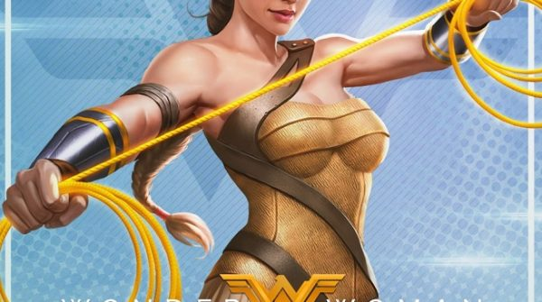 Amazon Wonder Woman Daily Objectives Event For Injustice 2 Mobile