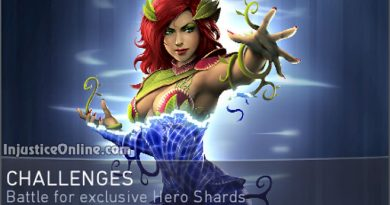 Entangling Poison Ivy Challenge For Injustice 2 Mobile