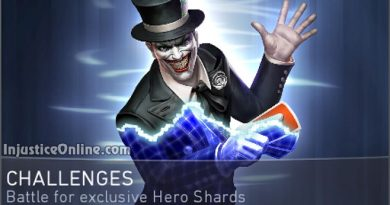 Last Laugh The Joker Challenge For Injustice 2 Mobile