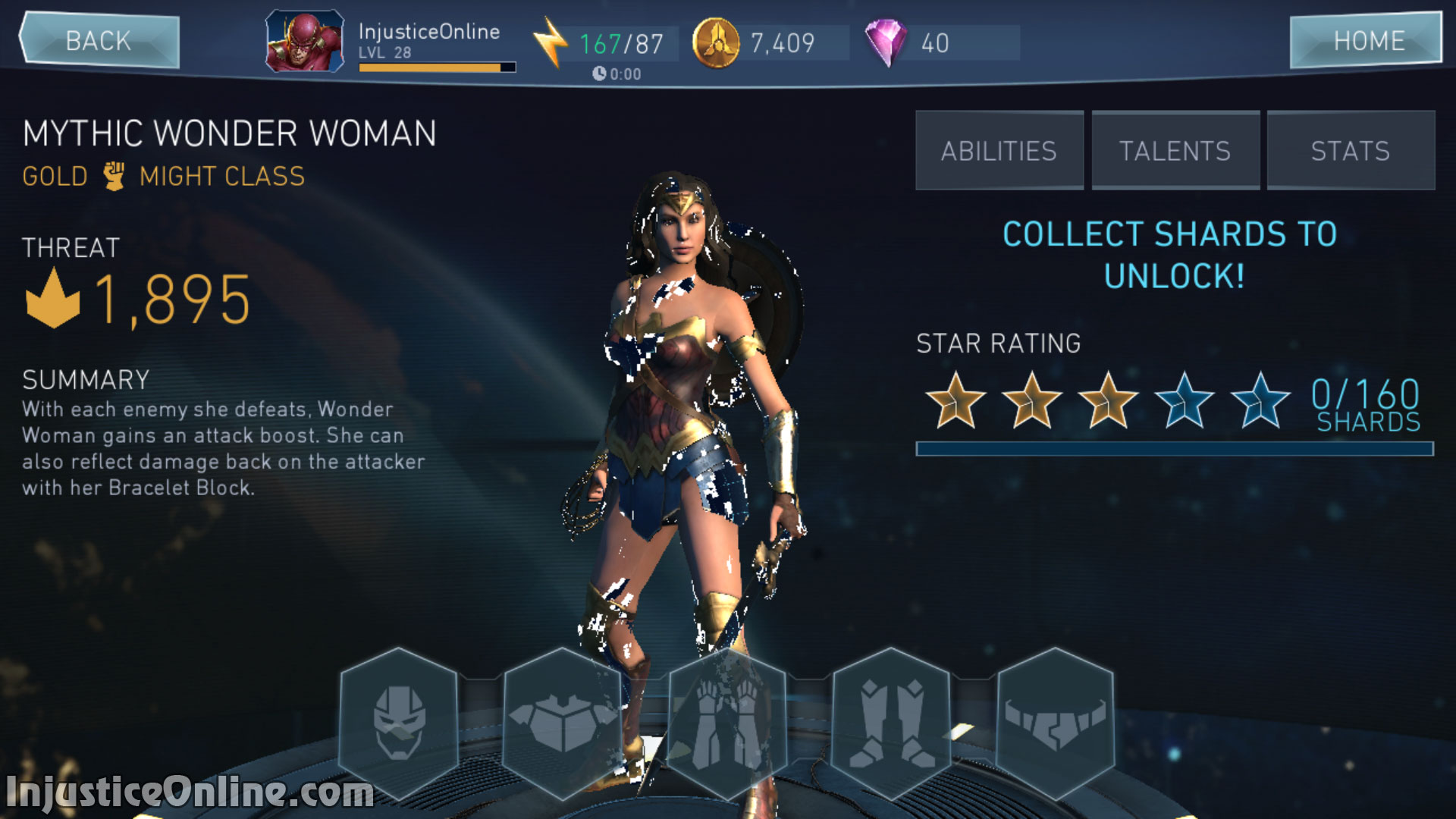 how to buy characters in injustice 2 mobile