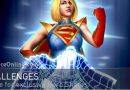 Powered Supergirl Challenge For Injustice 2 Mobile