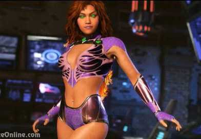 Injustice 2 Starfire Trailer, Release Date and Details