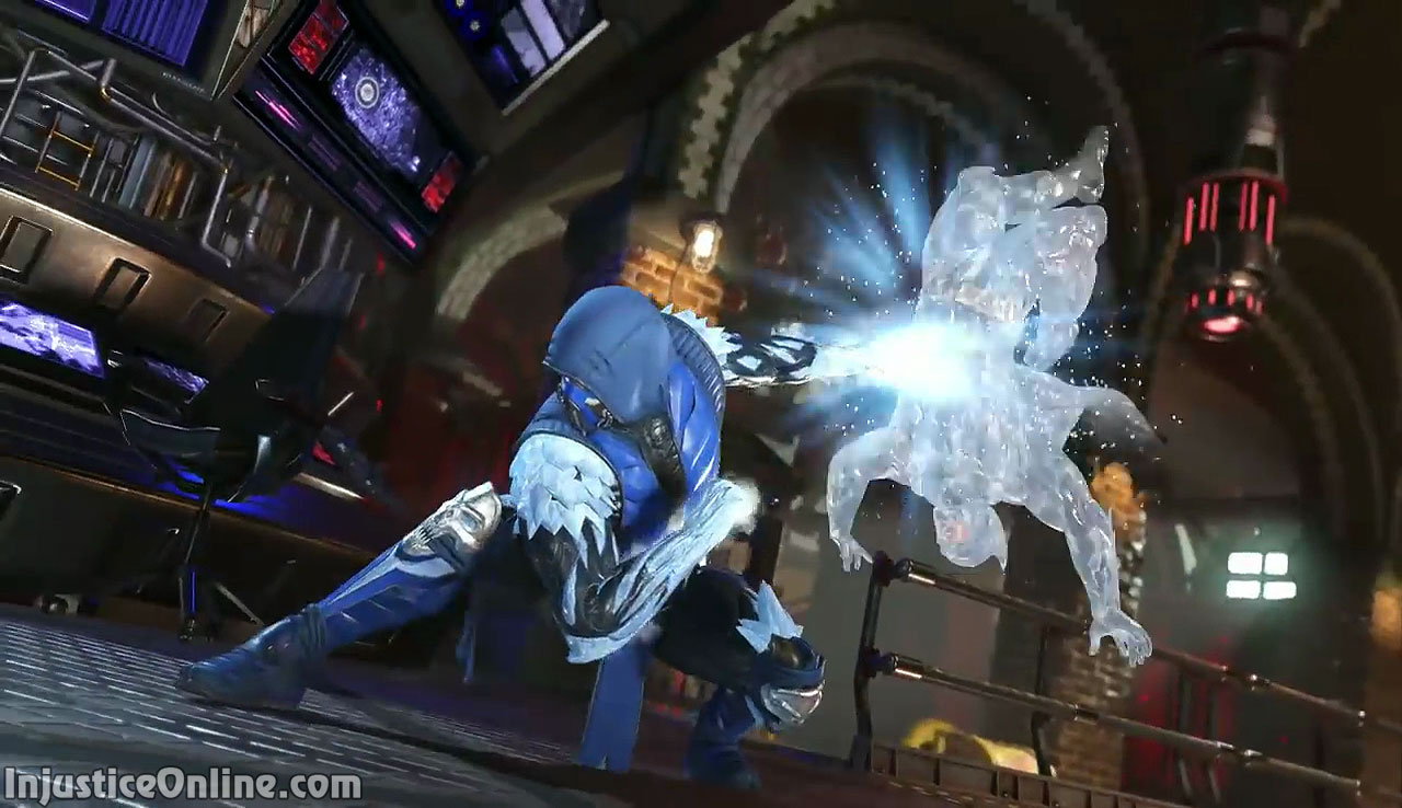 how to get subzero on injustice 2