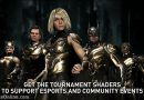 Injustice 2 Tournament Shaders