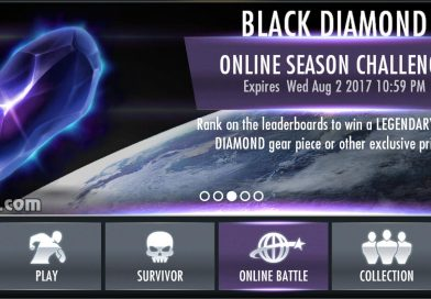 Black Diamond Gear Multiplayer Challenge For Injustice Mobile